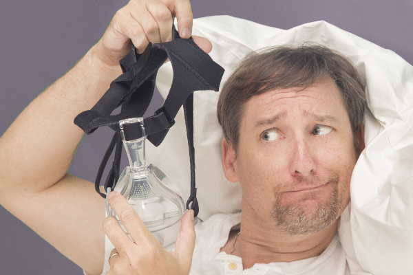 cpap and relationships